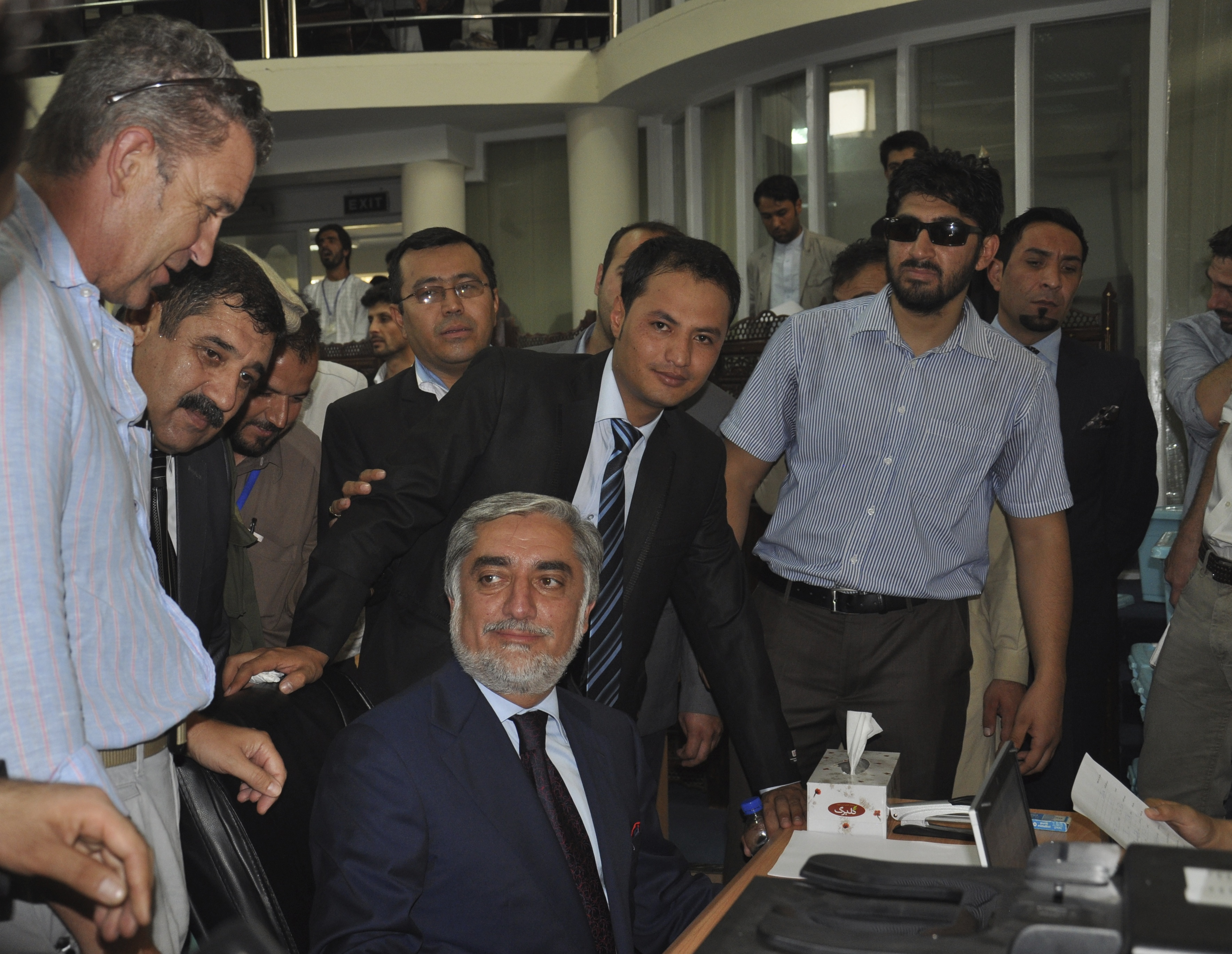 Civil War Looms for Afghanistan