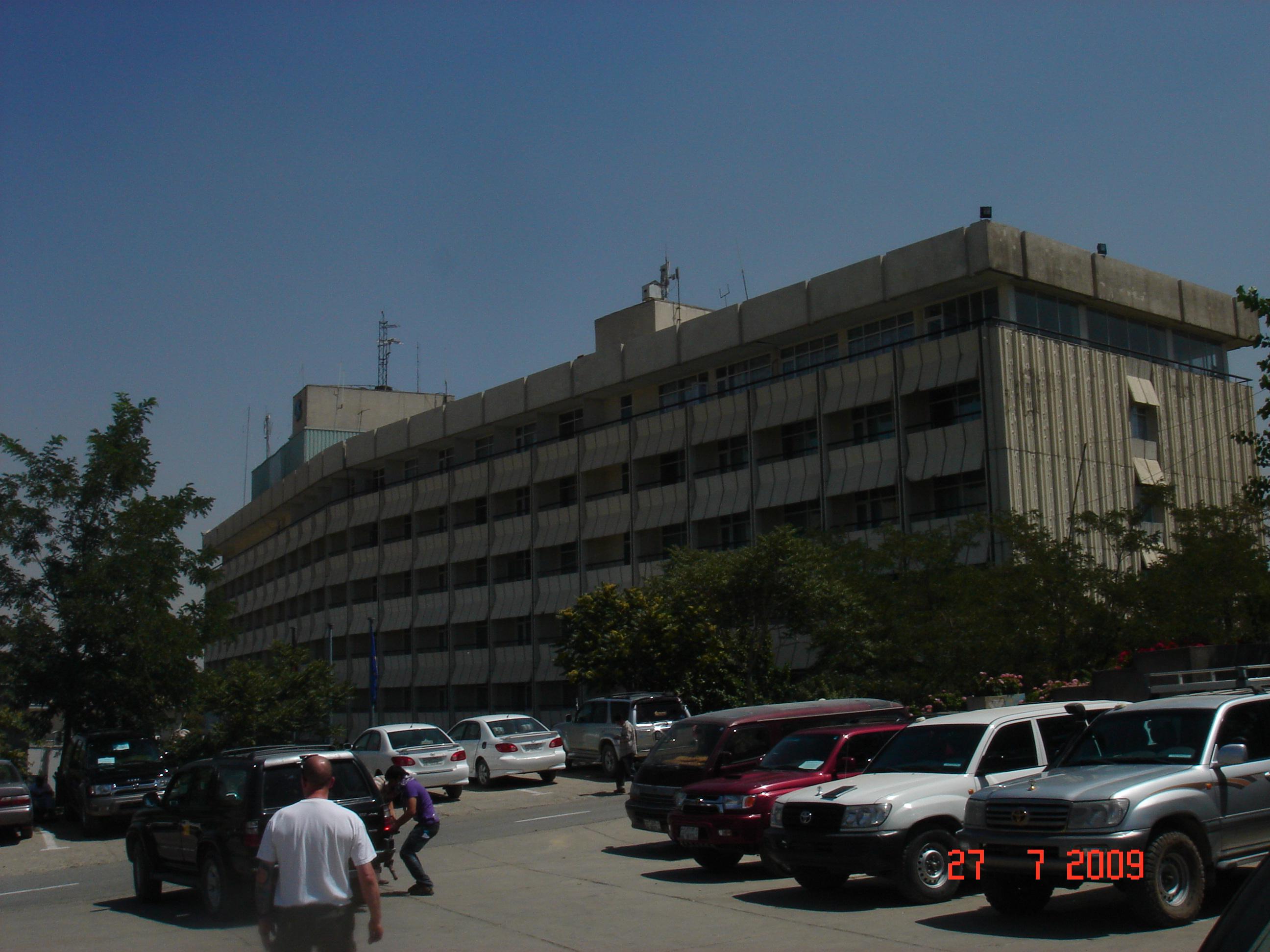 Slaughter at the Intercontinental Hotel, Kabul, AGAIN!