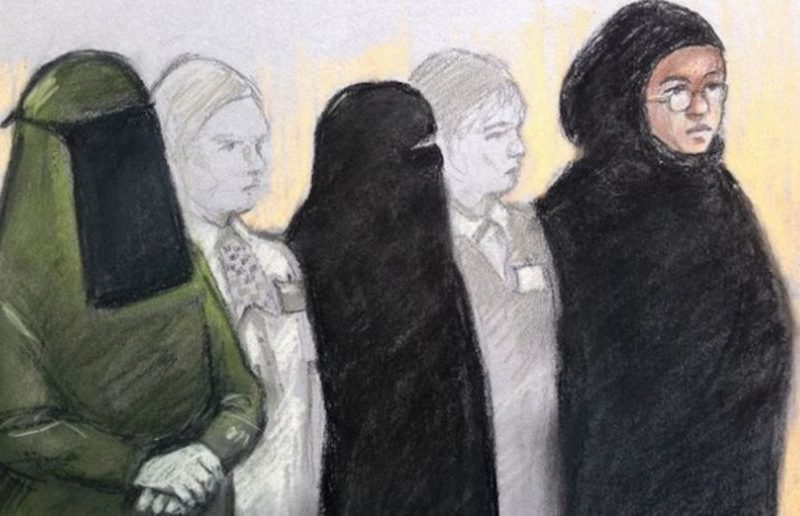Radicalisation Risk in the UK. A Look at the All Female Terror Cell the 'Mad Hatters'