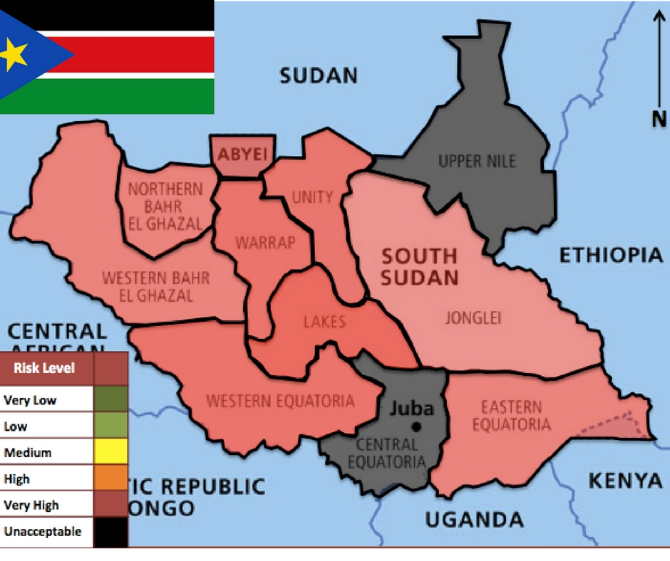 South Sudan: Assessment After the Violence. | Richard C Pendry ...