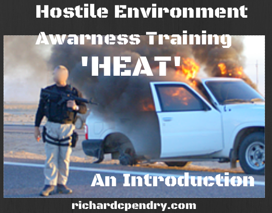 Hostile Environment Awarness Training