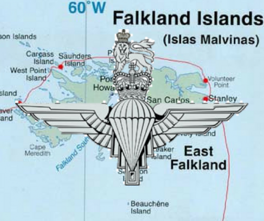 Battle of Goose Green: Falklands War