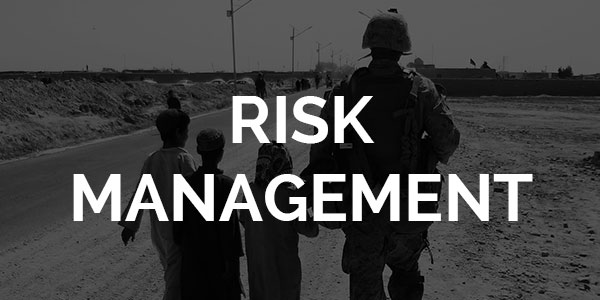 counter terrorism risk management