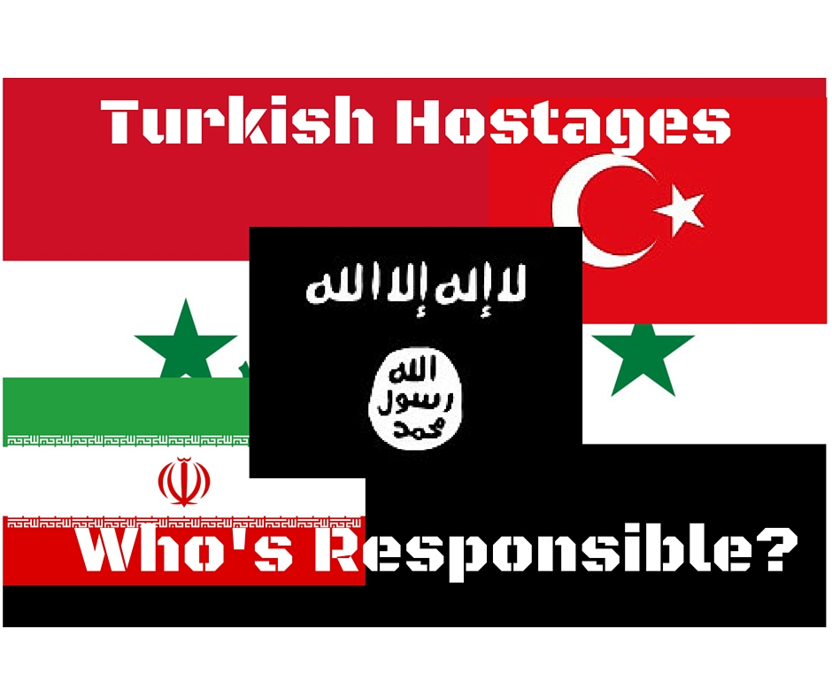 Turkish Kidnapping; ISIS?