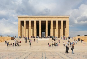 Anıtkabir Mausoleum in Ankara, possible IS target