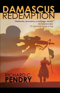 damascus redemption historical action novel