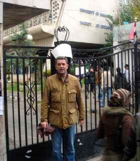 Damascus, Learning Arabic