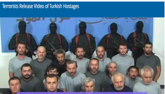 Turkish Kidnapped by Shia Militia