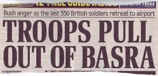 British Withdrawal From Basra