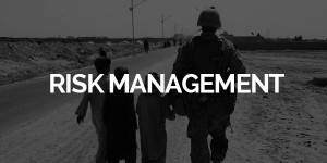 risk management consultancy london